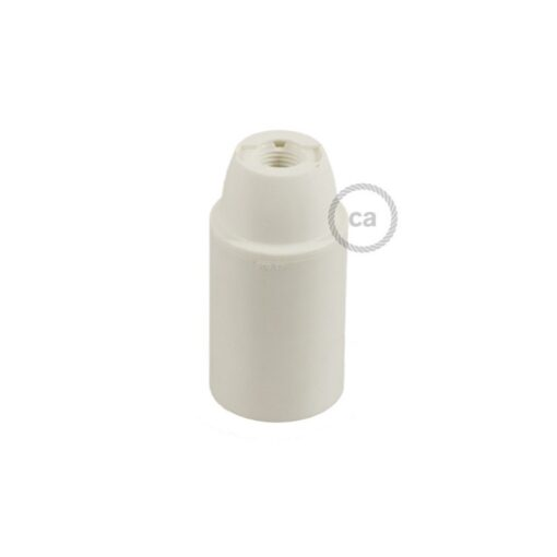 lamphållare vit