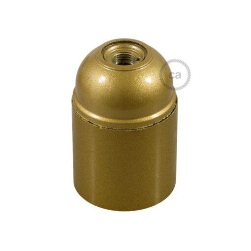 Lamphållare i bakelit E27 - Slät