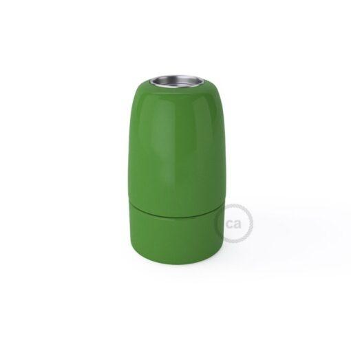 Lamphållare i porslin E14