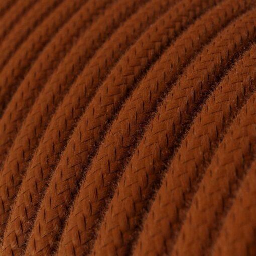 Textilkabel i bomull - RC23 Deer