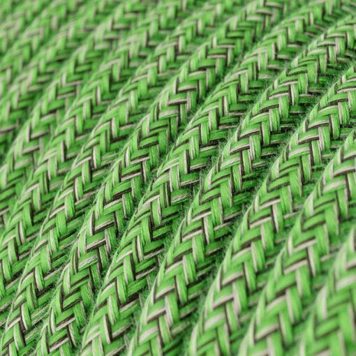 Textilkabel i bomull - RX08 Pistage