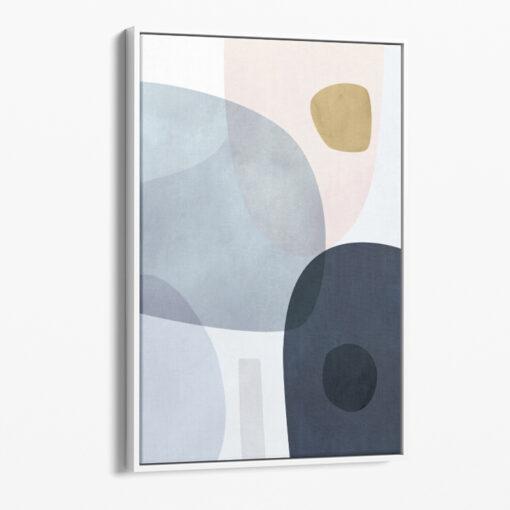 Tavla med Bauhaus motiv