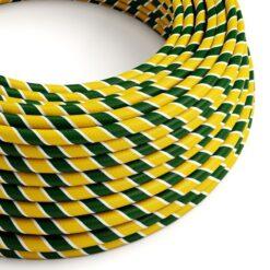Textilkabel - ERM69 Springbook