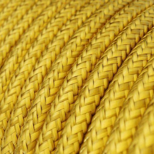 Textilkabel i viskos - RM31 Lemon