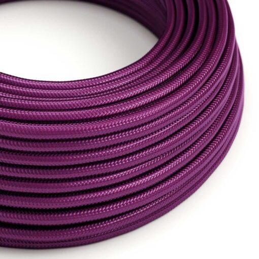 Textilkabel i viskos - RM35 Ultraviolett
