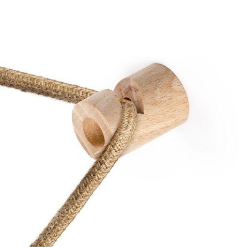 Väggfäste i trä